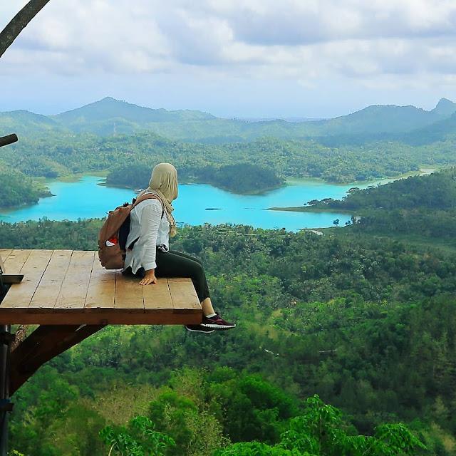 Tempat wisata Kalibiru Kulonprogo Yogyakarta | paket wisata | harga tiket | alamat