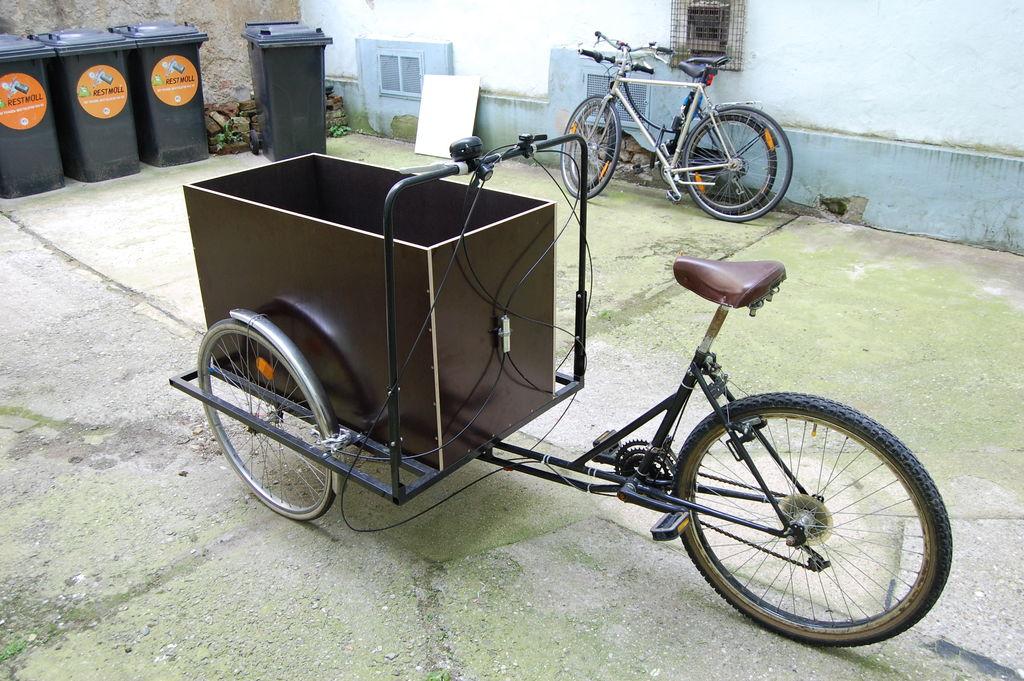 Como Fazer Uma Bike De Carga Cargo Bike Ou Bike Food