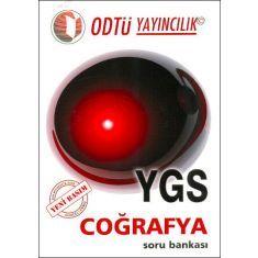 Odtü YGS Coğrafya Soru Bankası