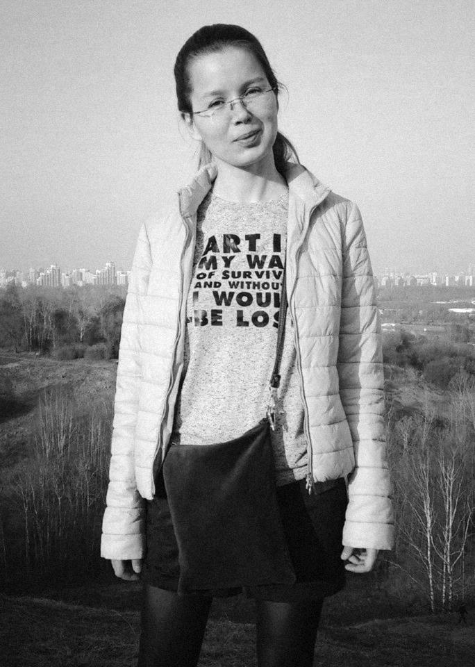 Sonia Nezvetaeva, Artist's diary