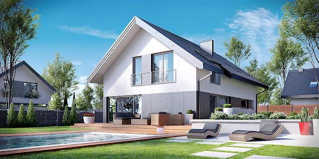 Dom energooszczędny Home Koncept 12