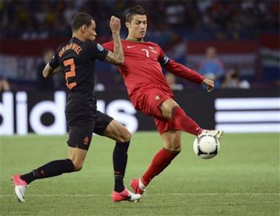 """فيديو ألمانيا والبرتغال إلى """"ربع نهائي"""" يورو 2012"""