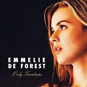 Emmelie De Forest - Only Teardrops:歌詞+中文翻譯 - 音樂庫