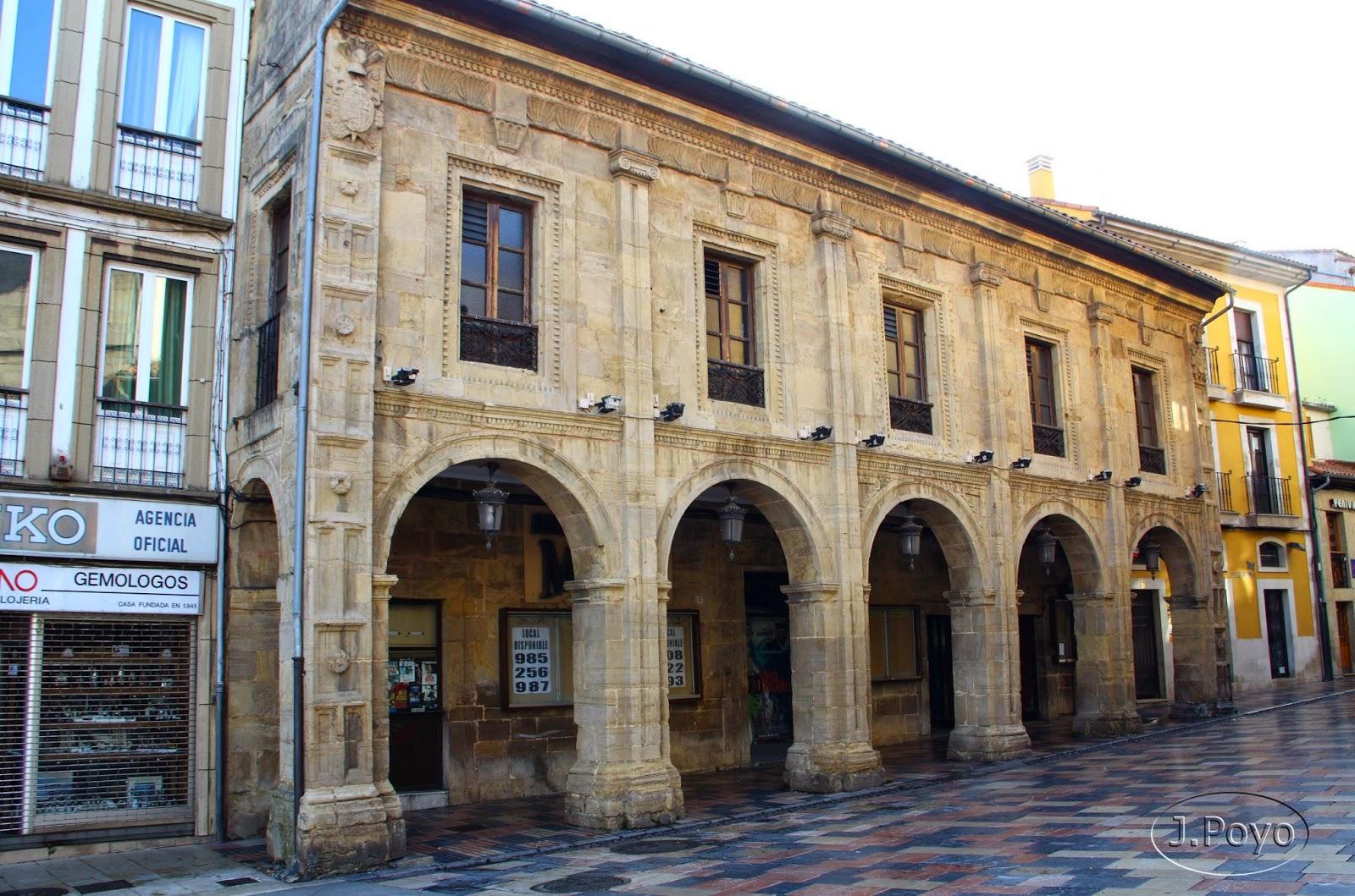 Casa de García Pumarino de Avilés
