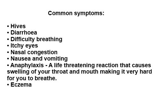 Wheat allergy symptoms – must see it | 1symptoms