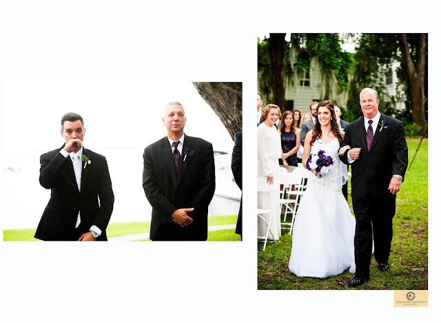 dad waling bride