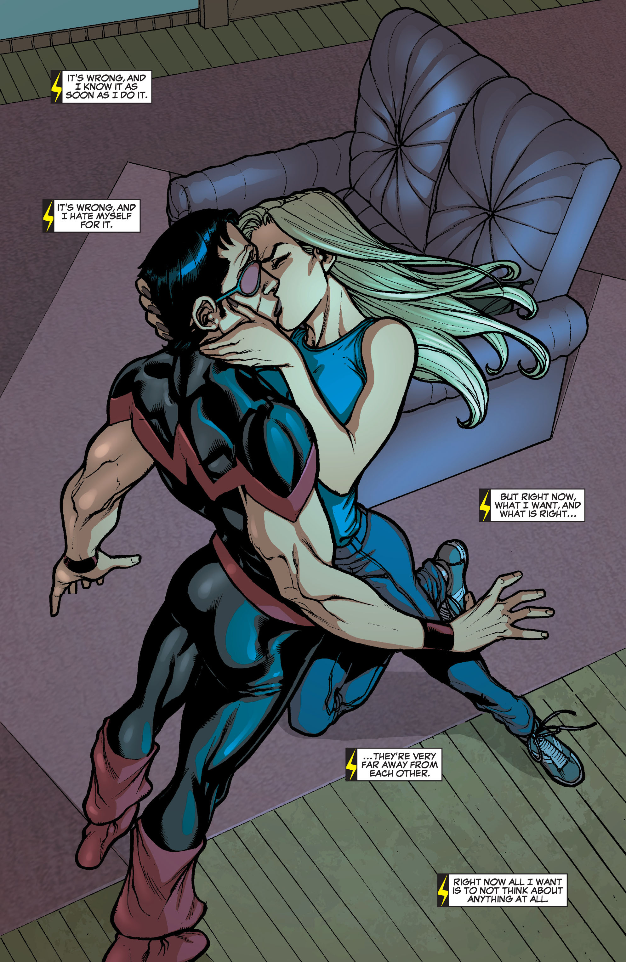 Read online Secret Invasion: The Infiltration comic -  Issue #10 - 21