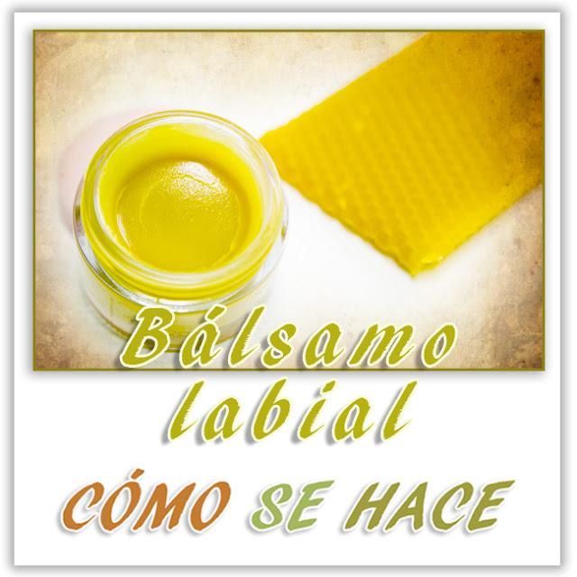 BÁLSAMO LABIAL DE  MANTECA DE CACAO