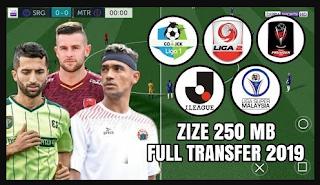 FTS Mod FIFA 19 Update 2019 by Kurniawan