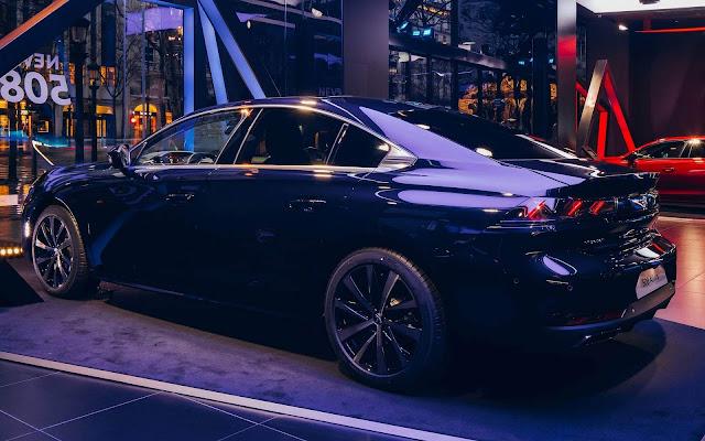 Novo Peugeot 508 2018
