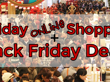 Holiday Shopping & Black Friday Deals
