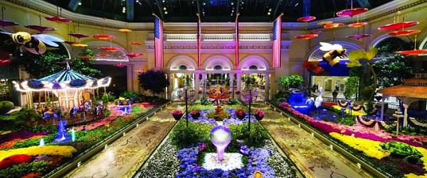 5 Best Luxury Hotels on the Las Vegas 2018-2019 Bellagio Hotel Las Vegas