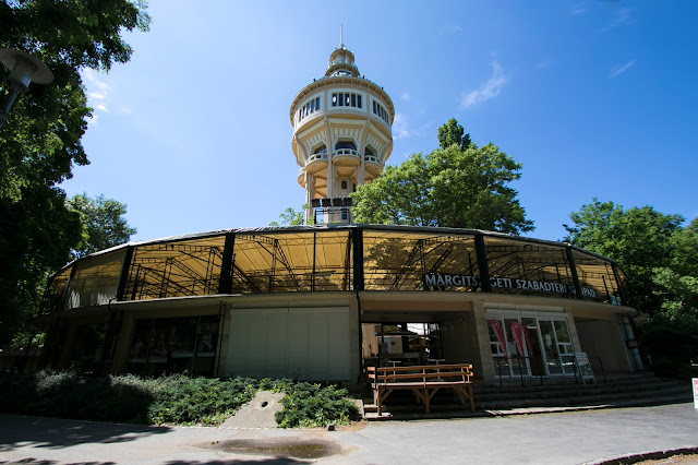 Torre idrica-Isola Margherita-Budapest