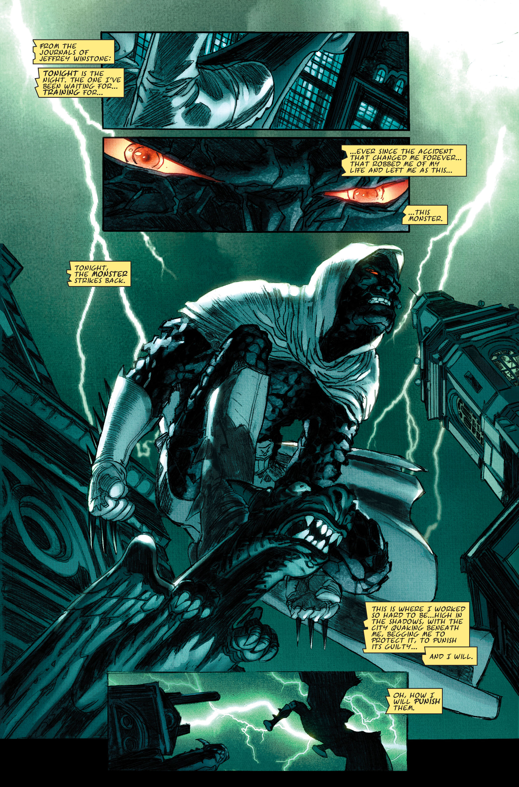 Read online Wolverine: Weapon X comic -  Issue #11 - 3