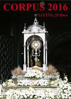 Fiesta del Corpus Christi 2016 - Lucena
