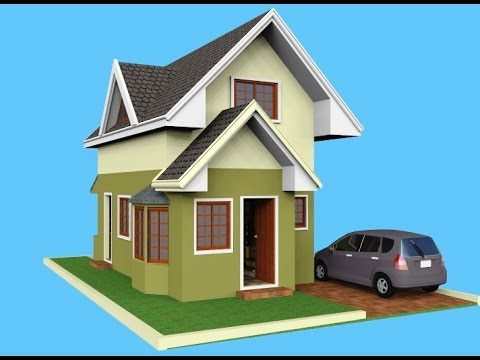 these images below are a compilation of some of the narrow house design for a small and narrow lot or space available to build a small two story house - Small Designs 2