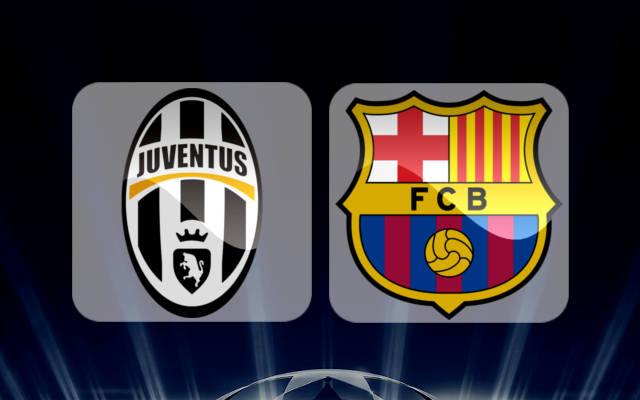 Champions League match preview Juventus vs Barcelona