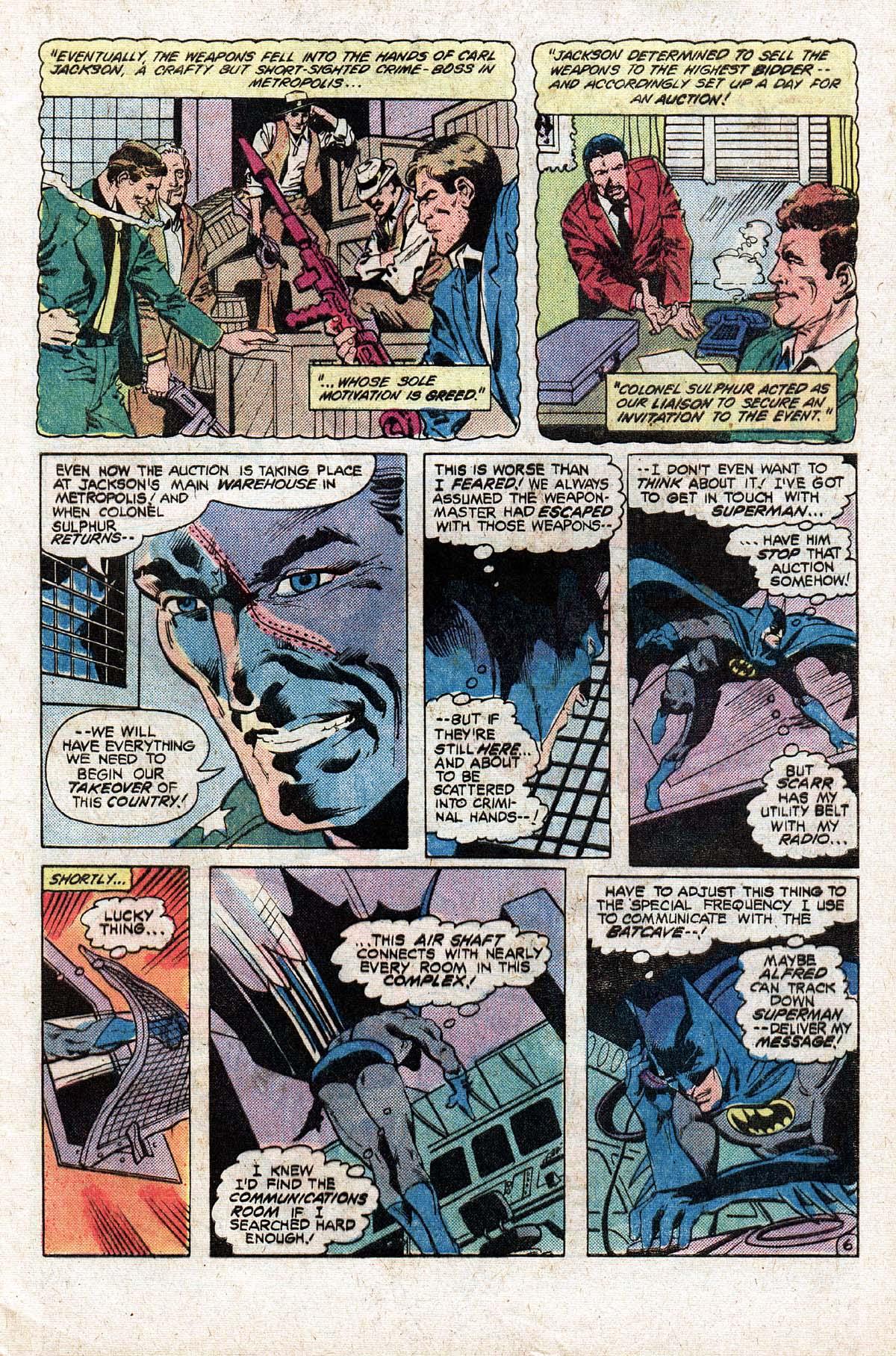 Read online World's Finest Comics comic -  Issue #280 - 8