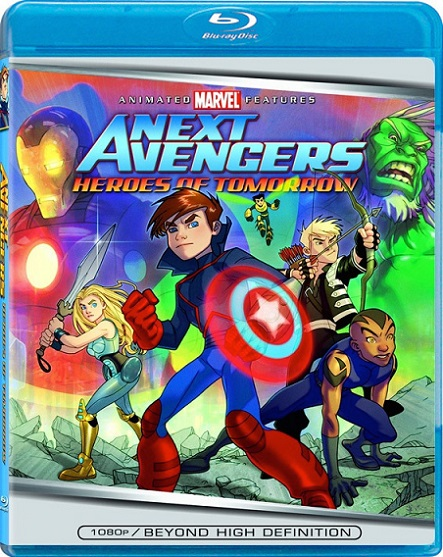Next Avengers: Heroes of Tomorrow (Nuevos Vengadores: Héroes del Mañana) (2008) m1080p BDRip 4.5GB mkv Dual Audio AC3 5.1 ch