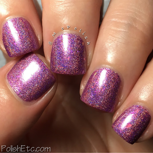 Pahlish - This is Holo-ween! - McPolish - What is This?