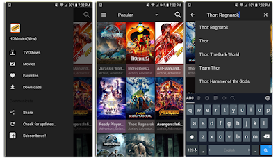 Cinema HD v2.1.7  Apk