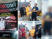 Mabes Polri Tangkap Penulis Buku 'Jokowi Undercover'