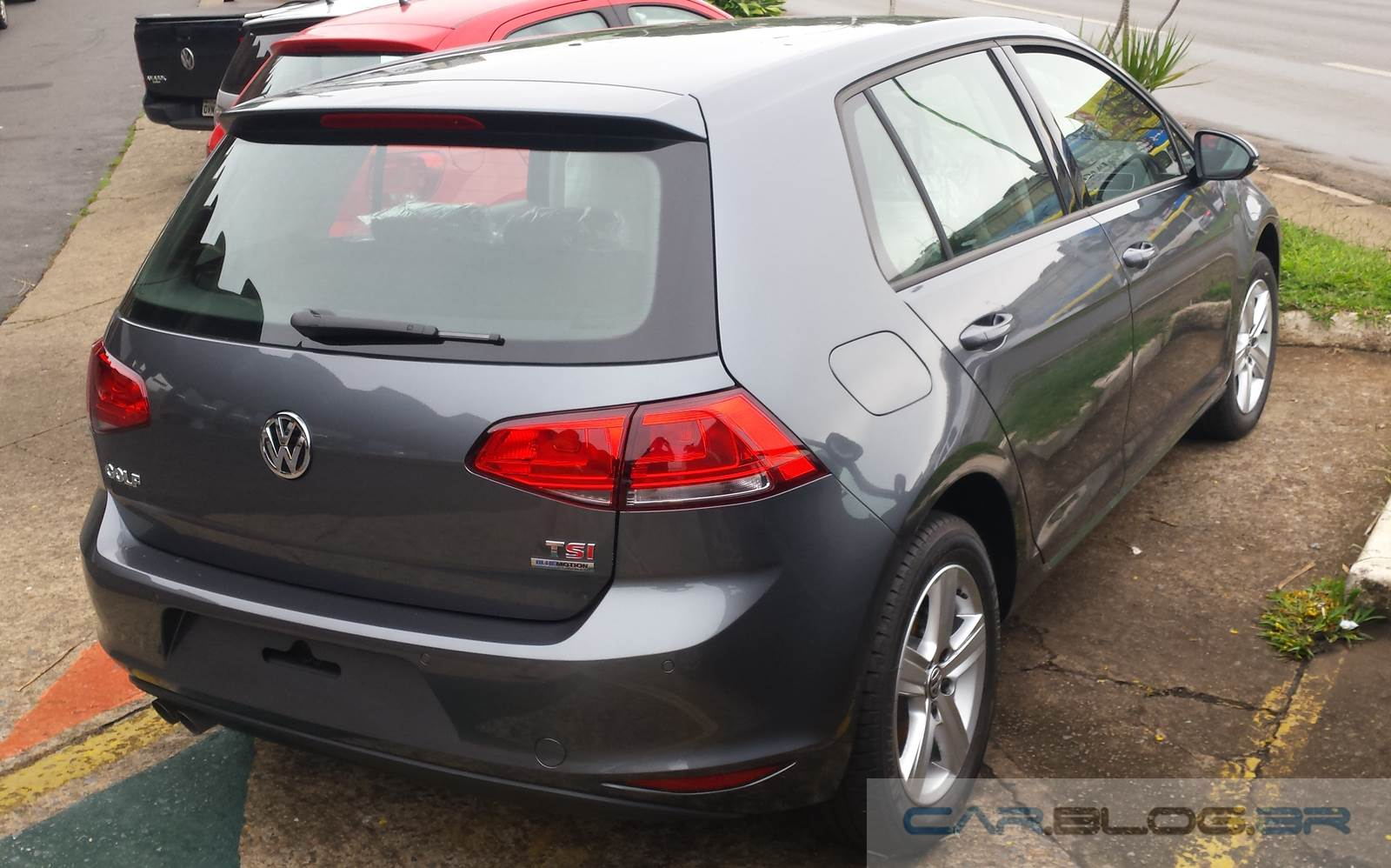vw golf 2015 autom tico comfortline pre o r 78 5 mil car blog br. Black Bedroom Furniture Sets. Home Design Ideas