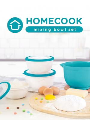 Homecook Mixing Bowl Set