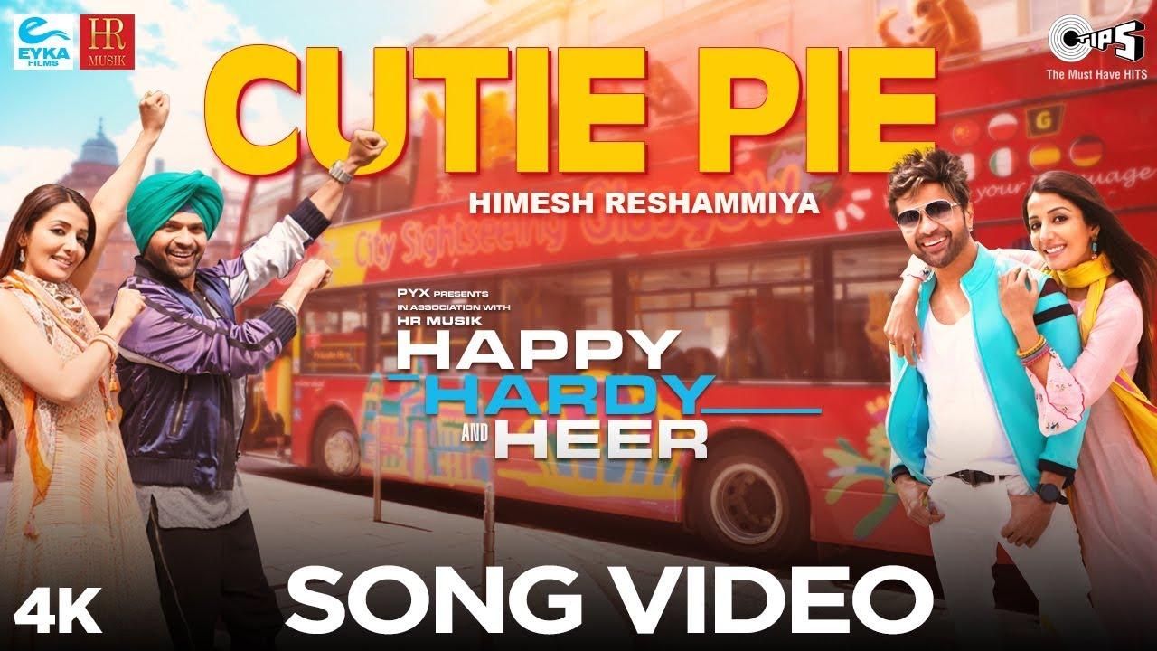 Cutie Pie Lyrics, Himesh Reshammiya