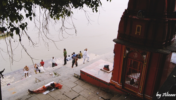 Sadhu-Varanasi-India