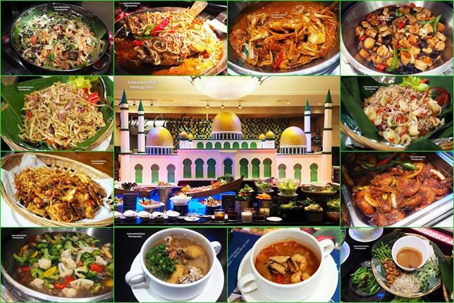 Ramadan Buffet 2017 CORUS HOTEL KUALA LUMPUR ~ Warisan D'Ramadan At Dondang Sayang Coffee House