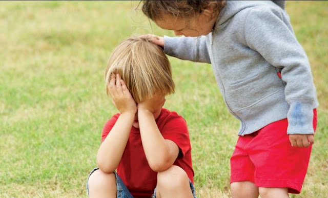 How To Teach Polite Compassion In Children