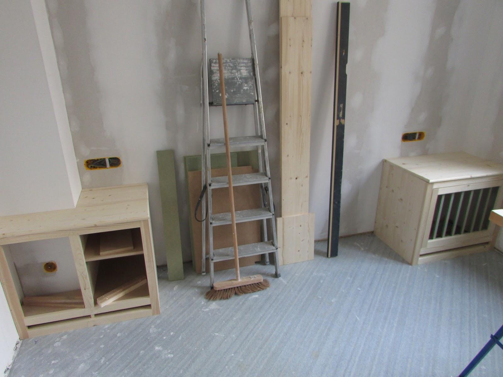 verbouwing van ons ouderlijk huis: meubels slaapkamer 1