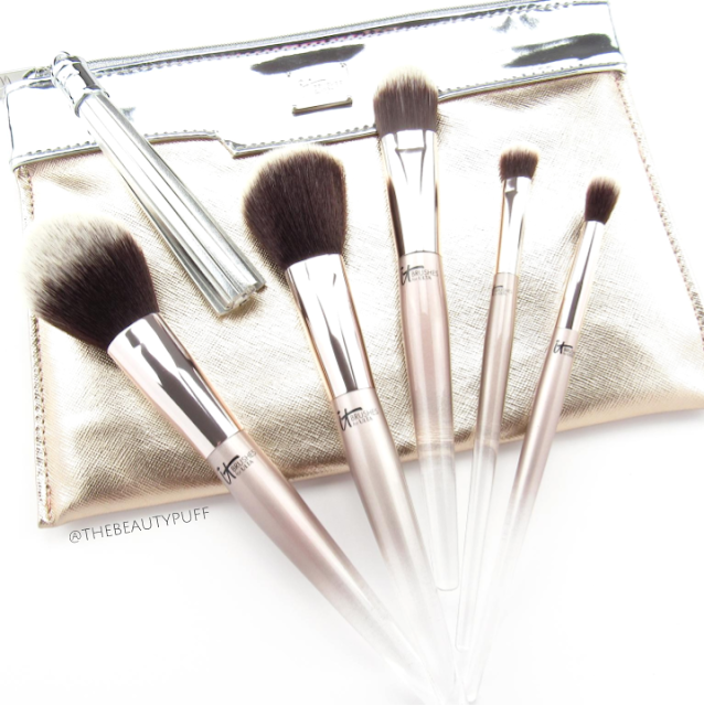 it brushes for ulta city chic - the beauty puff