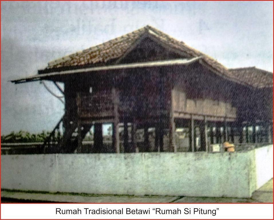 Rumah Adat Betawi Dki Jakarta Lengkap Gambar Dan Penjelasannya