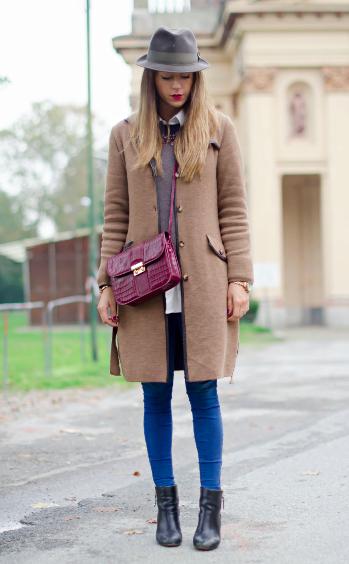 Street Style Inspiration Winter Looks Ii
