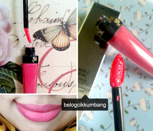 Lipstick Lancome