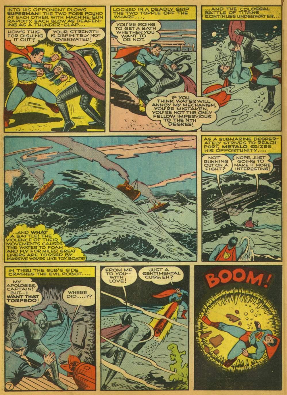 Read online World's Finest Comics comic -  Issue #6 - 10