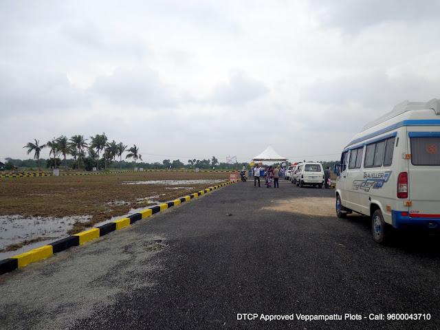 Layout | Gomathi Amman Nagar in Veppampattu, Chennai