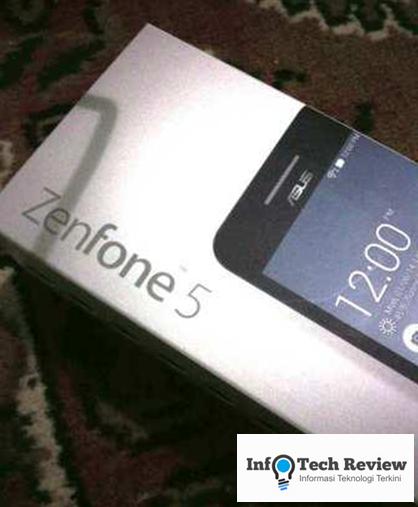 Review, Spesifikasi dan Harga Zenfone 5 dari ASUS