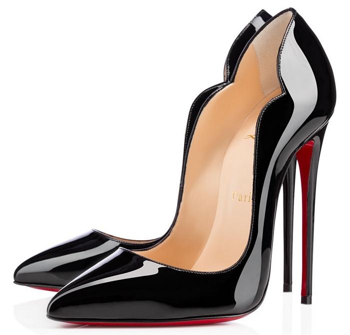 design de qualité c8cd8 969a6 La Shoe de la Semaine #10] - Hot Chick Black Patent Pumps ...