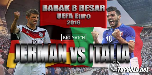 Jerman vs Italia