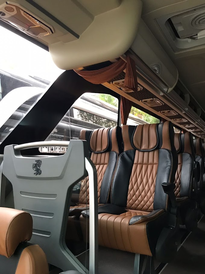 Sewa Bus Pariwisata SHD Bandung 2019