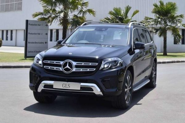 Mercedes benz GLS 400 Price in India