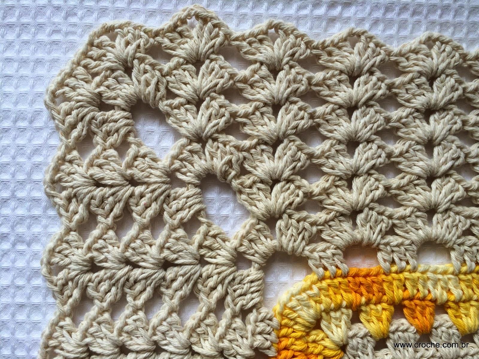 1000 images about tapetes de crochet on pinterest pink. Black Bedroom Furniture Sets. Home Design Ideas