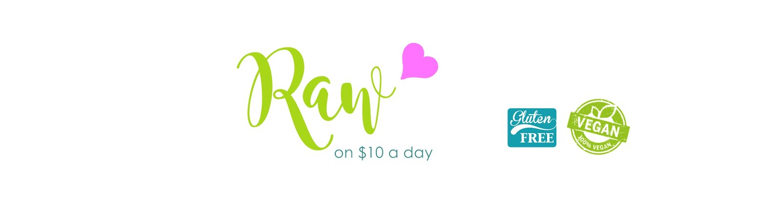 Raw on $10 a Day (or Less!)