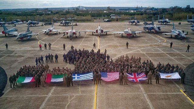 Διεθνές Αεροπορικό Κέντρο εκπαίδευσης η 120 ΠΕΑ στην Καλαμάτα