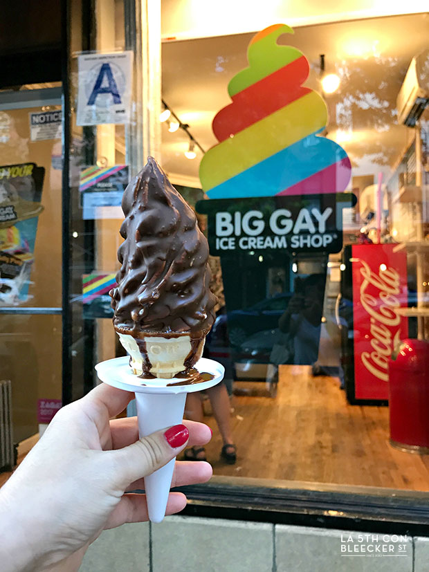 helados Nueva York big gay ice cream