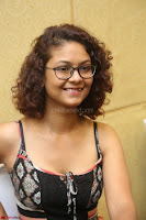 Actress Aditi Myakal Looks gorgeous in Sleeveless Deep Neck Top at Ami Tumi success meet ~  Exclusive 092.JPG