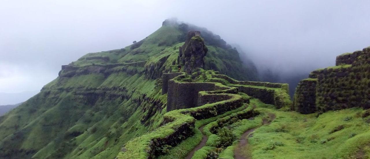 राजगड किल्ला - Rajgad Fort